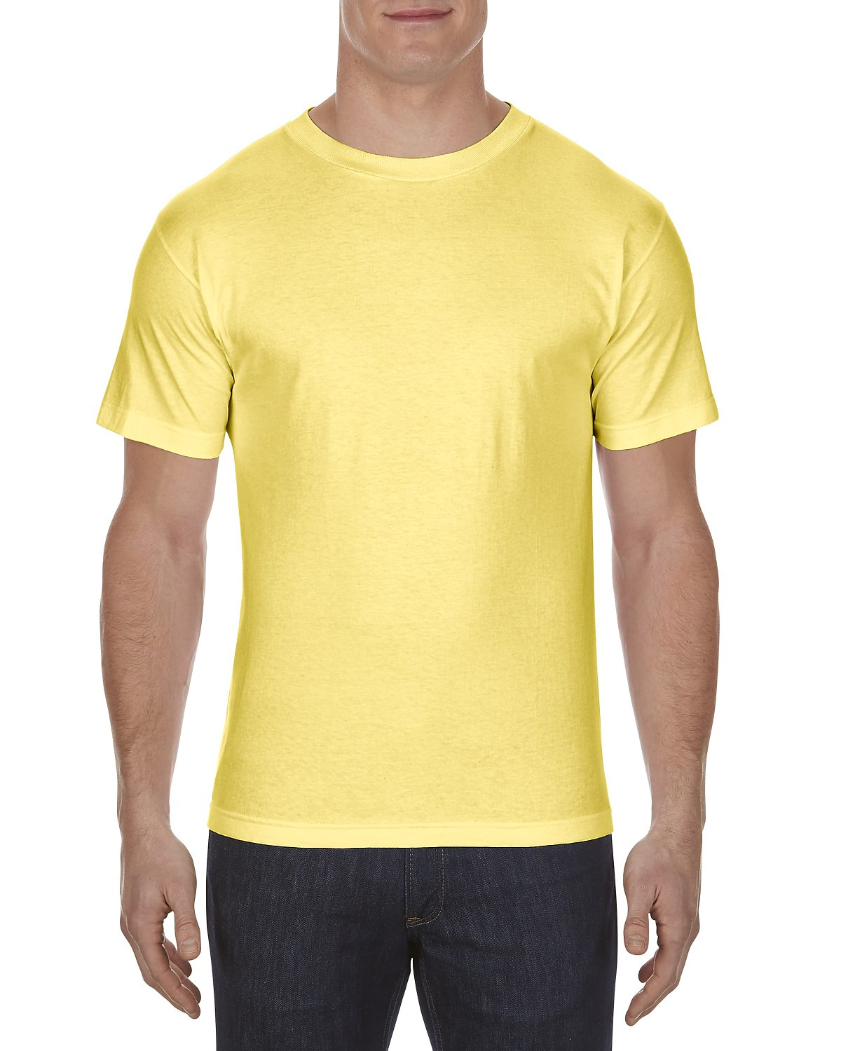 Alstyle 1301 AAA Short Sleeve T-Shirt - Colours