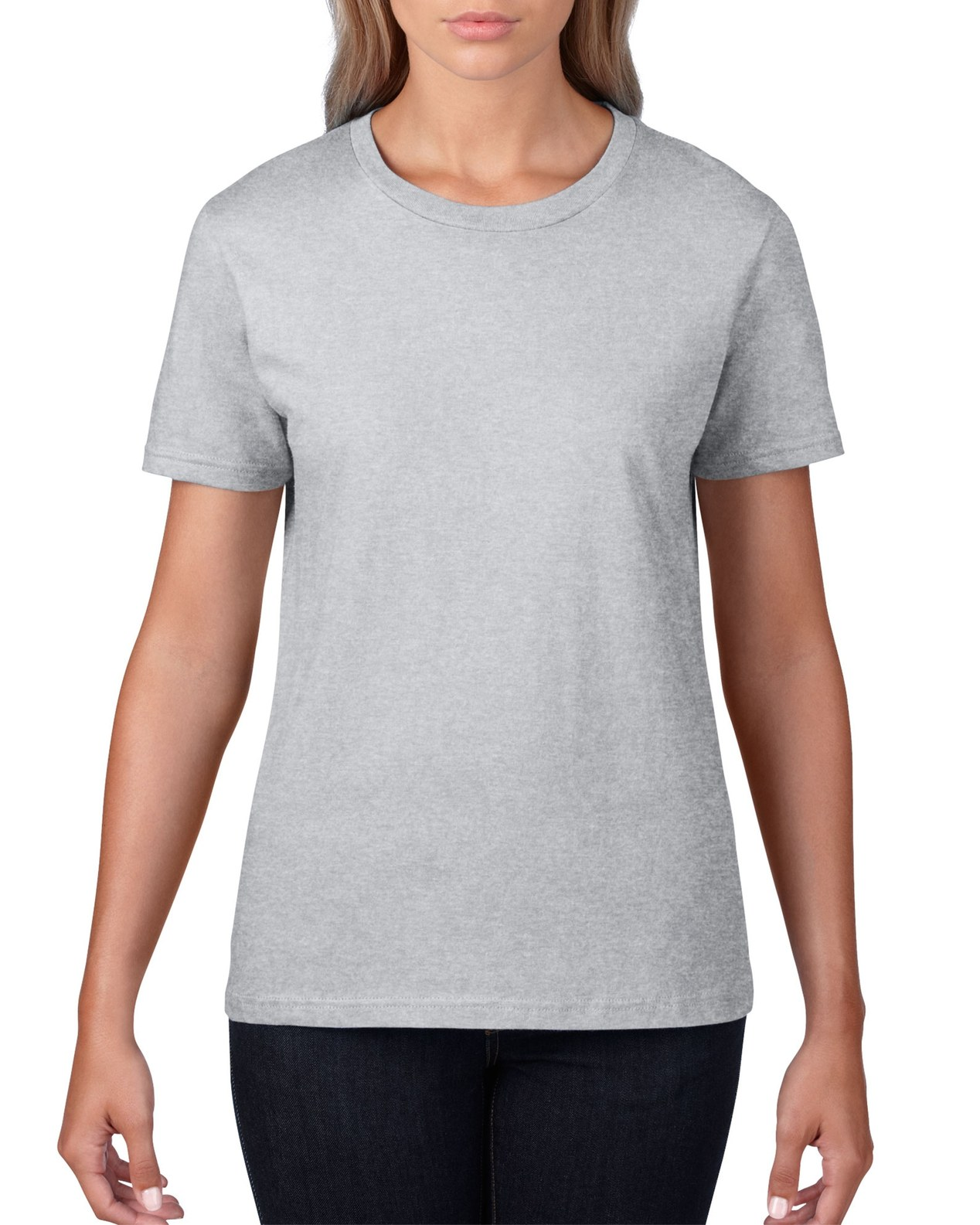 Gildan Premium Cotton Ladies Tee 4100L - Colours