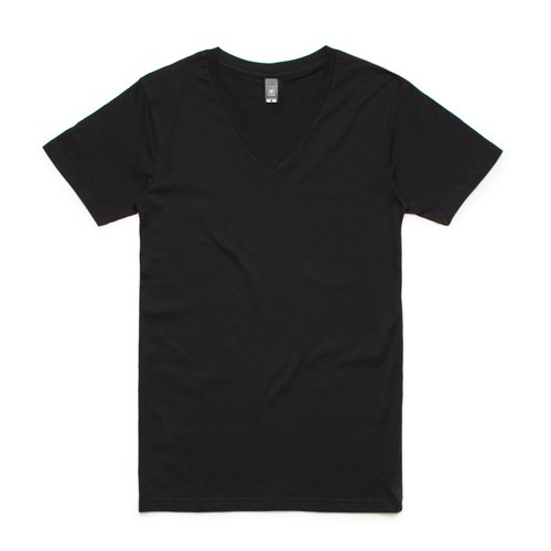 AS Colour Tarmac V-Neck Tee