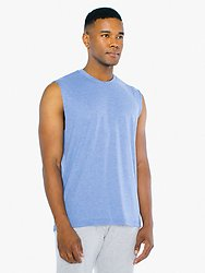 American Apparel Tri-Blend Muscle Shirt