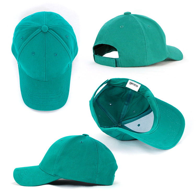Grace Collection HBC 6 Panel  Cap AH230