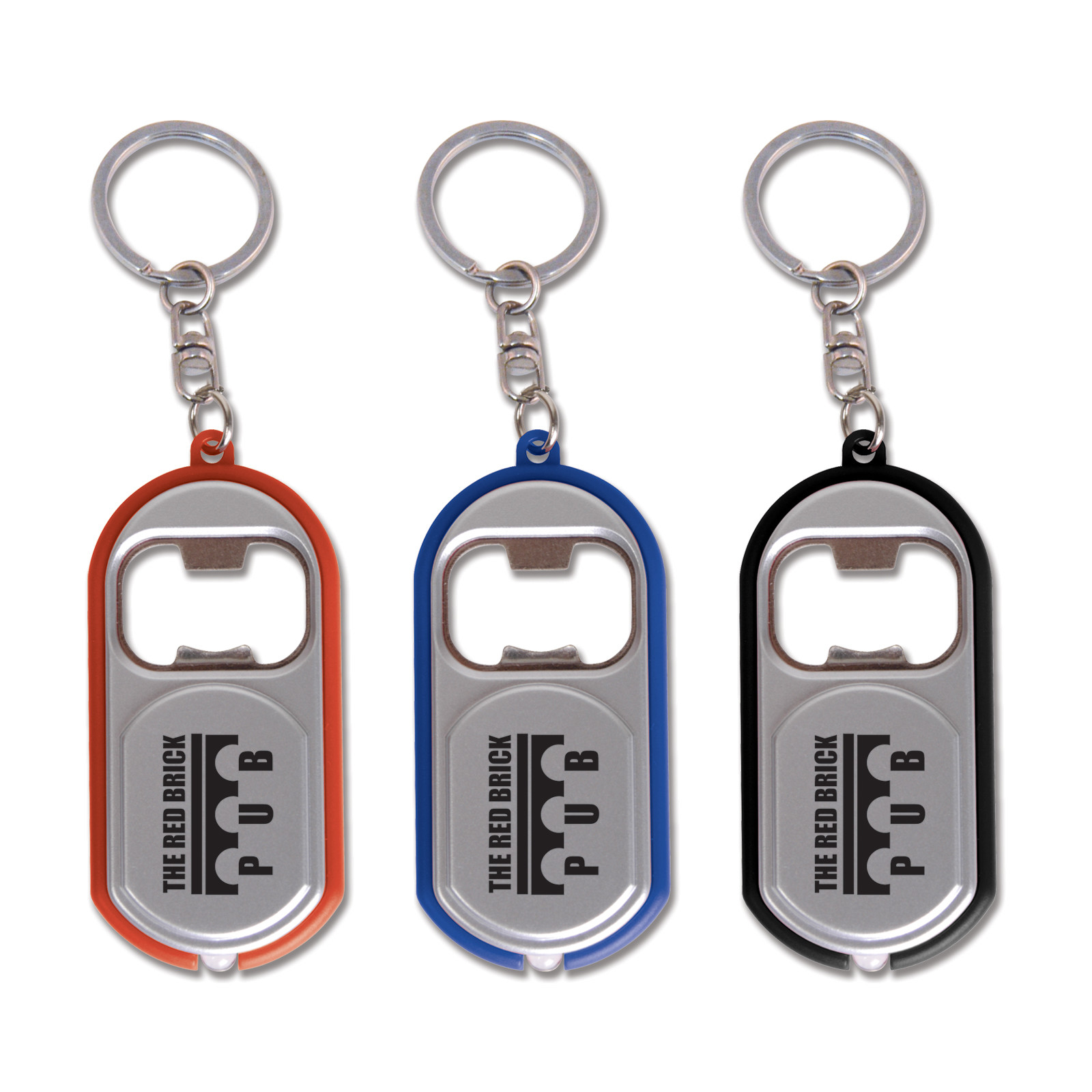 Bottle Opener Keytag  Light