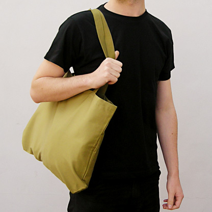 Mall Shoulder Bag - Natural