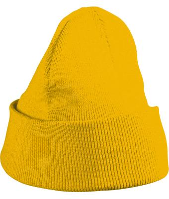 Myrtle Beach Beanie Basic Knitted Cap For Kids