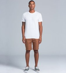AS Colour Plain Short
